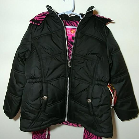 cfa31d284c01 Pink Platinum Jackets   Coats